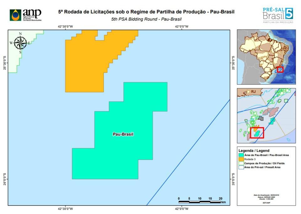 Ecopetrol Brasil Pre-Salt 2